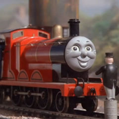 James in the first season