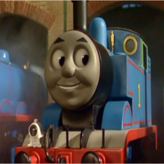 Thomas in the ninth season