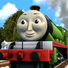 Henry in The Adventure Begins