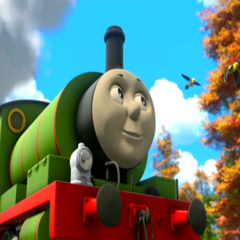 Percy in Tale of the Brave