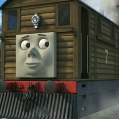 Toby in the twentieth season