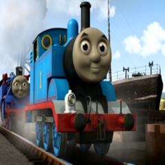 Thomas in Day of the Diesels