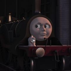 Emily in the twentieth season