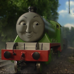 Henry in the eighth season