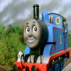 Thomas in the seventh season