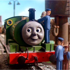 Percy in the third season