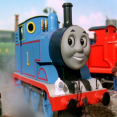 Thomas in the sixth season
