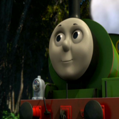 Percy in the fifteenth season