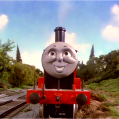 James in the second season