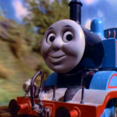 Thomas in the first season