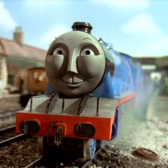 Gordon in the fifth season