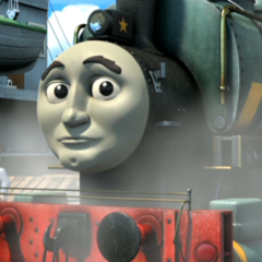 Porter in Sodor's Legend of the Lost Treasure