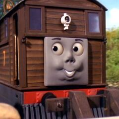 Toby in the seventh season