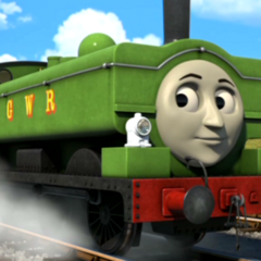 Duck in Sodor's Legend of the Lost Treasure