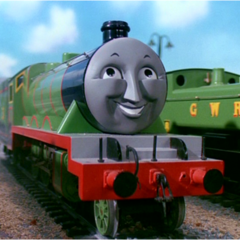 Henry in the third season