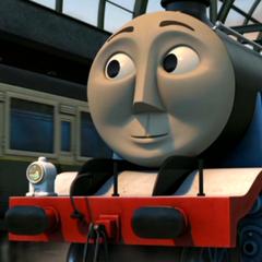 Gordon in Sodor's Legend of the Lost Treasure