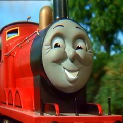 James in the eighth season