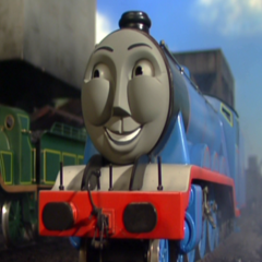 Gordon in the eighth season