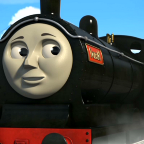 Donald in Sodor's Legend of the Lost Treasure