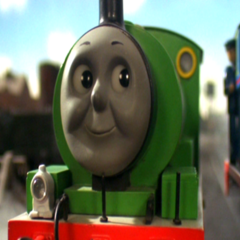 Percy in the seventh season