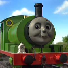 Percy in Calling All Engines!
