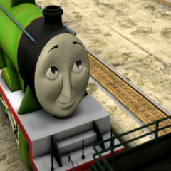 Henry in King of the Railway