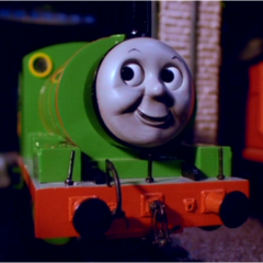 Percy in the fourth season