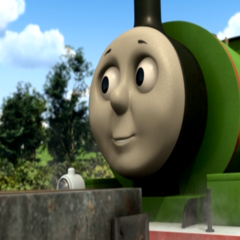 Percy in the sixteenth season