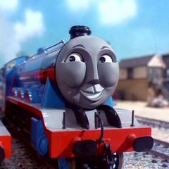 Gordon in the third season