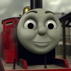 James in the twelfth season