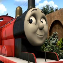 James in the fifteenth season