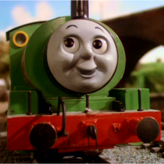 Percy in the second season