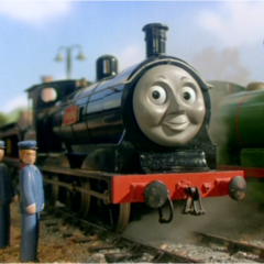 Douglas in the fourth season