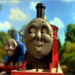James in The Great Discovery
