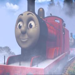 James in Misty Island Rescue
