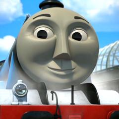 Gordon in The Adventure Begins