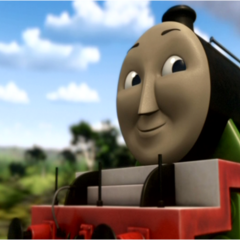 Henry in full CGI