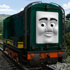 Paxton (<i>The Big Race only; as a diesel shunter</i>)