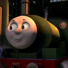 Percy in Sodor's Legend of the Lost Treasure