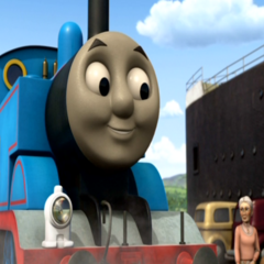 Thomas in the sixteenth season