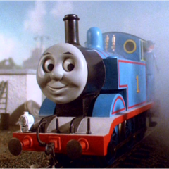 Thomas in the second season