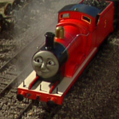 James in Calling All Engines!