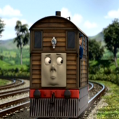Toby in Blue Mountain Mystery