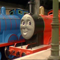 James in the ninth season