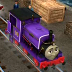 Charlie in Day of the Diesels