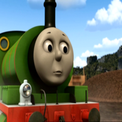 Percy in Misty Island Rescue
