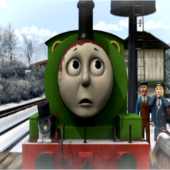 Percy in Blue Mountain Mystery