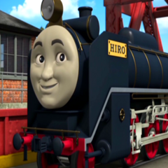 Hiro in the eighteenth season