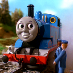 Thomas in the third season