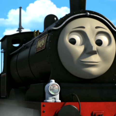 Douglas in Sodor's Legend of the Lost Treasure